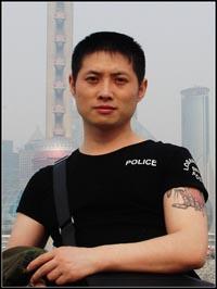 纹身穿孔老师――李哲