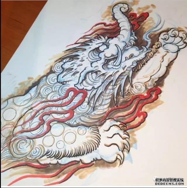 雌性称麟                麒麟是吉祥神兽,主太平图片